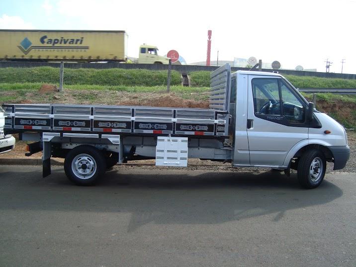 Ford Transit 350 >> Carrocerias Margutti